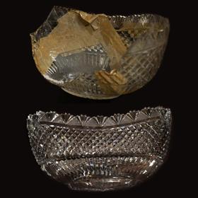 реставрация предметов декоративно прикладного искусства из стекла и хрусталя