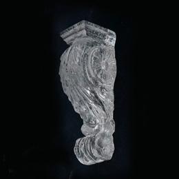 архитектурные элементы из хрусталя изготовленному технологией художественного литья